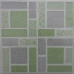 Keramik Lantai Diamond Glassera Green 25×25