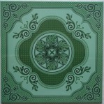 Keramik Lantai Grand Royal Persia Green 40×40