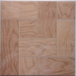 Keramik Lantai KITA Bungur Wood Medium Brown 50×50