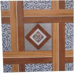 Keramik Lantai Total Stone Wood Brown 40×40