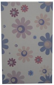 Keramik Platinum Avon Blue Decor 25×40